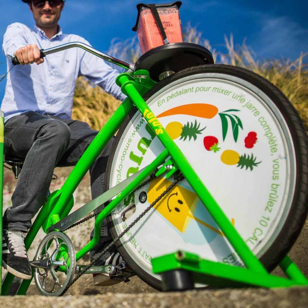 vélo blender entreprise