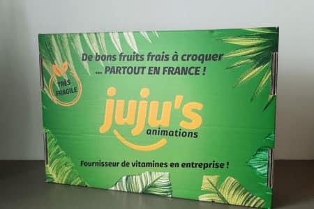 box de fruits juju's animations