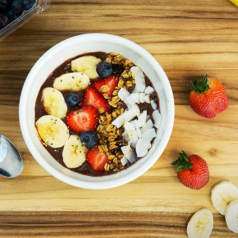 Animation Açaï & Smoothie Bowl