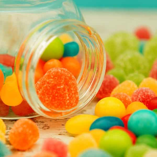 candy bar en entreprise