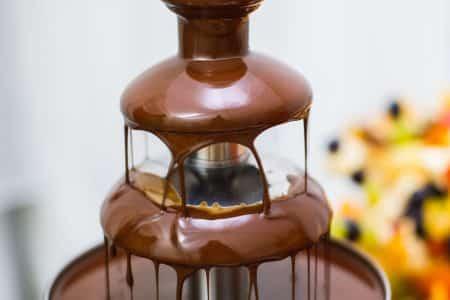 animation fontaine chocolat 2