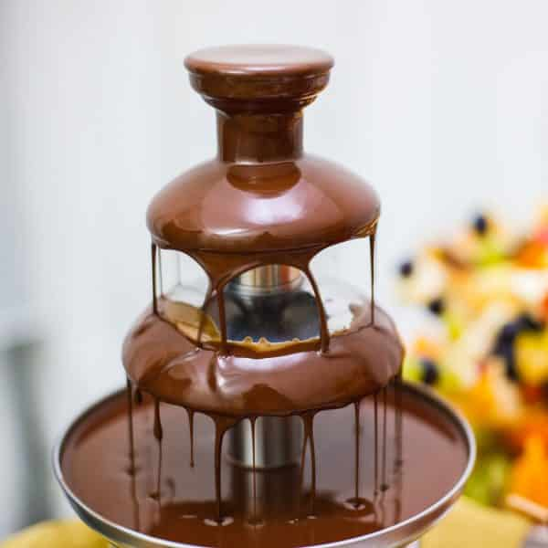animation fontaine chocolat 2