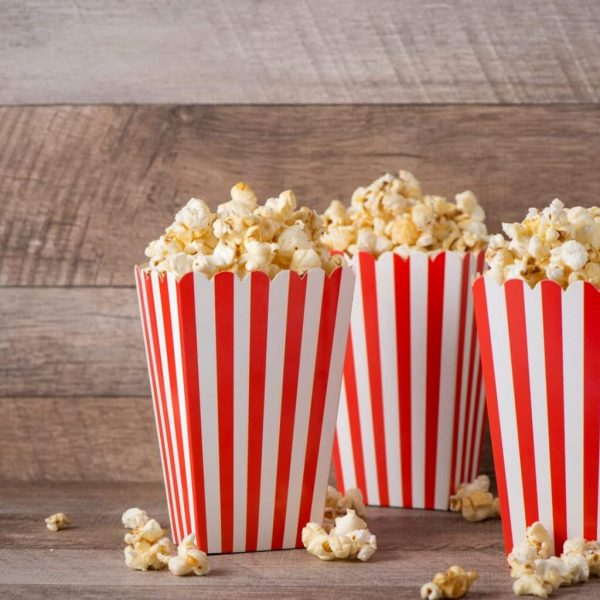 stand pop corn professionnel