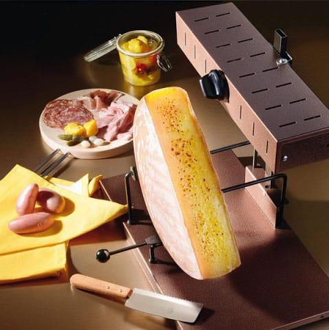 stand raclette en entreprise