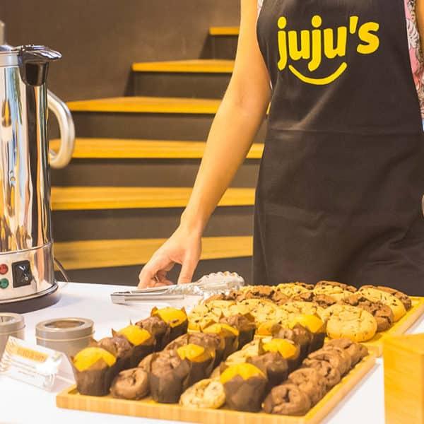 coffee shop entreprise juju's animations
