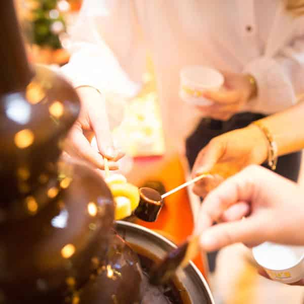 chamalow chocolat juju's