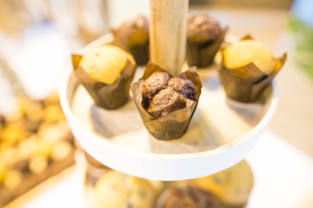 muffin petit déjeuner enetreprise