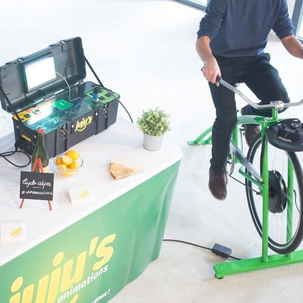 vélo à smoothie 2