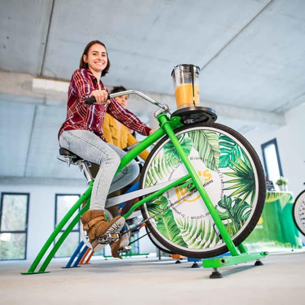 vélos à smoothie