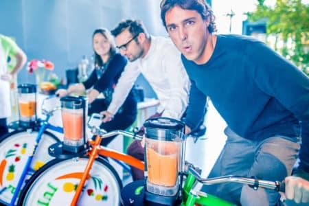 vélo à smoothies 3