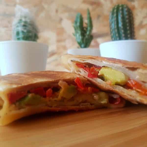 recette tacos, végétarienne
