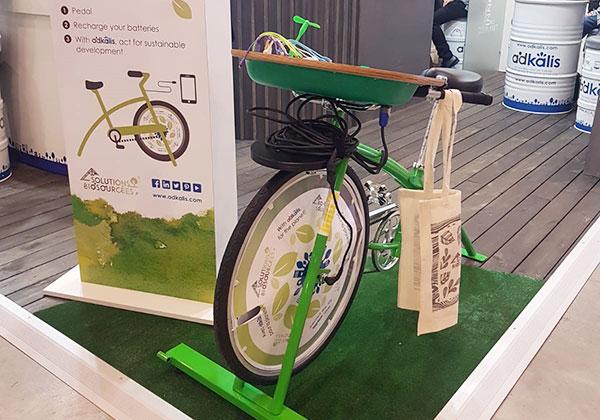 Cyclo Chargeur personnalisé