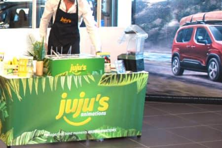animateur juju's