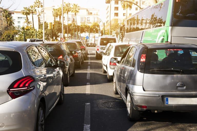 embouteillage - challenge mobilité