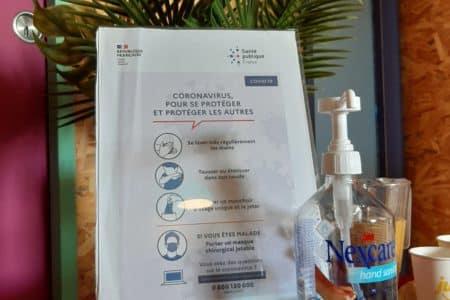 protocole sanitaire stand mobile juju's