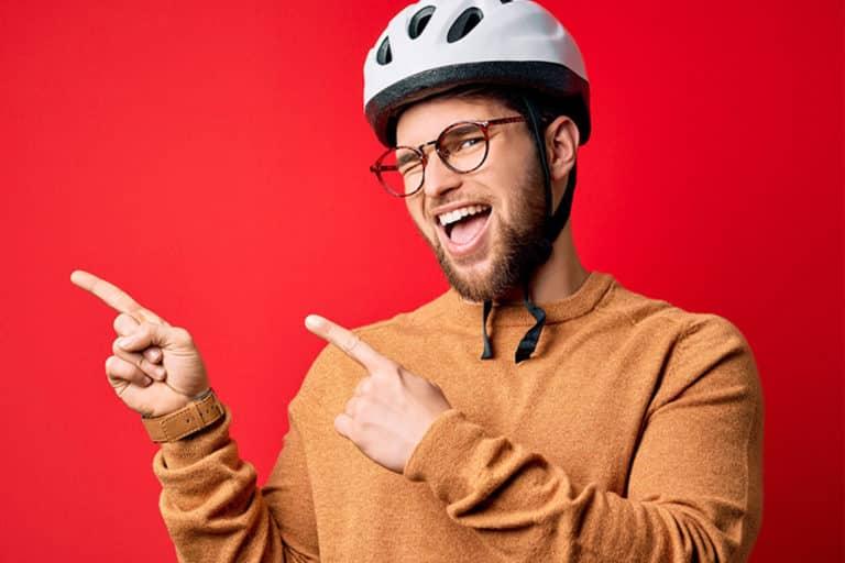 Avoir un bon équipement et un porte bagage pour aller au boulot en vélo