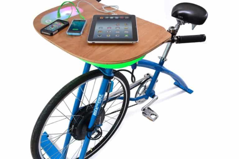 Animation éco-responsable en entreprise pour inciter d'aller au travail en vélo