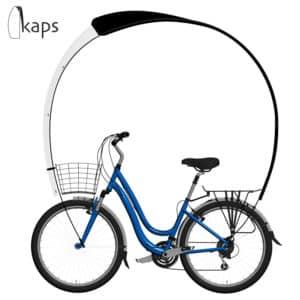 KAPS Aller au travail en vélo et être protéger de la pluie